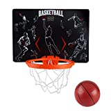 TianranRT Mini Basketball Reifen System Indoor Outdoor Heim Büro Wand Basketball Netz Ziel