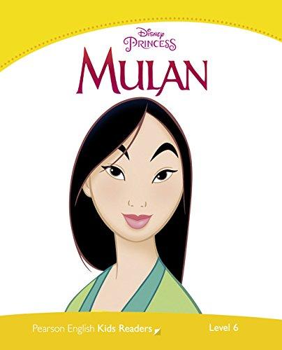 Penguin Kids 6 Mulan Reader (Pearson English Kids Readers) - 9781408288757