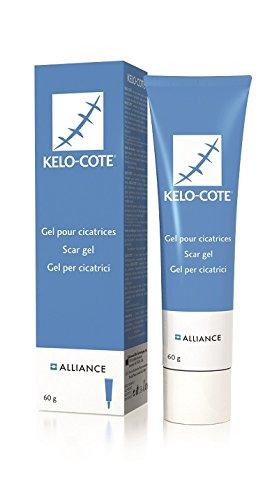 Kelo-cote Advanced Formula Scar Gel 60g Silicon Gel