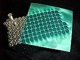 Unbekannt CMS Magnetics Sichtfolie, magnetisch, 10,2 x 15,2 cm, Grün