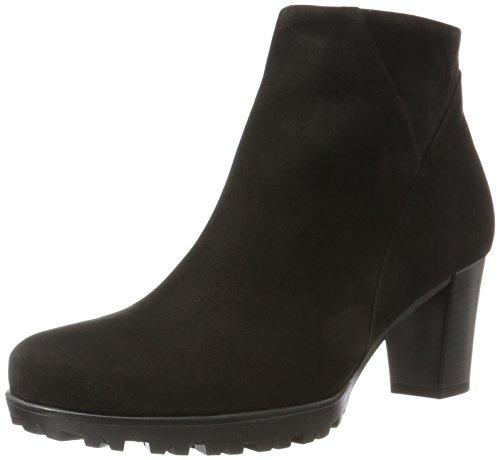 Gabor Shoes Damen Comfort Sport Stiefel, Schwarz (47 Schwarz (Micro)), 42 EU