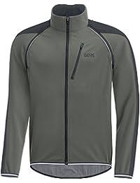 Gore Wear 100190 Chaqueta Zip-Off, Hombre, Gris (Castor Grey)/
