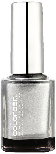 Colorbar Metallic Nail Lacquer, Silverlining