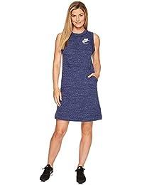 Nike - T-shirt - Femme bleu bleu marine