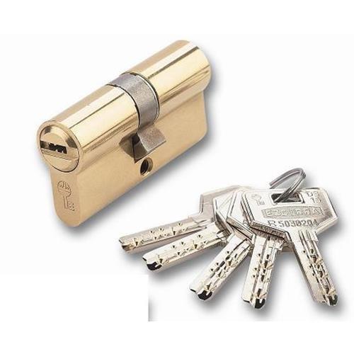 Ezcurra - Cilindro Seguridad Ds-15 30-30 Niquelada Mate