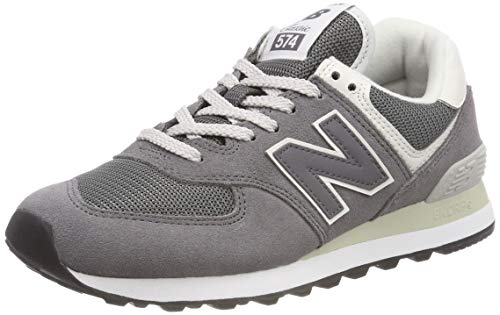 New Balance Damen 574v2 Sneaker, Grau (Castlerock Crd), 40 EU