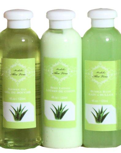 BRUBAKER Beauty Geschenkset Aloe Vera & Vanilla - 5
