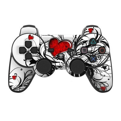 Playstation 3 Controller Skin modding Sticker - My Heart