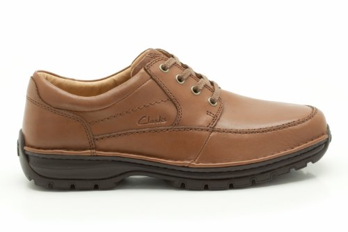 Clarks Sidmouth Mile Marrone (marrone)