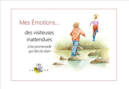 Mes Emotions...de visiteuses inattendues.<br>Une promenade qui fait du bien