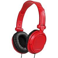 Vivanco 20Black casque stéréo DJ (pliable, 1,80m Longueur du câble)