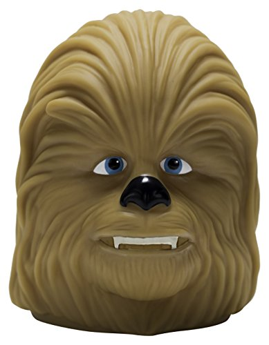 Star Wars 50523 Chewbacca Illumi-mate Colour Changing Light, Plastic, Brown
