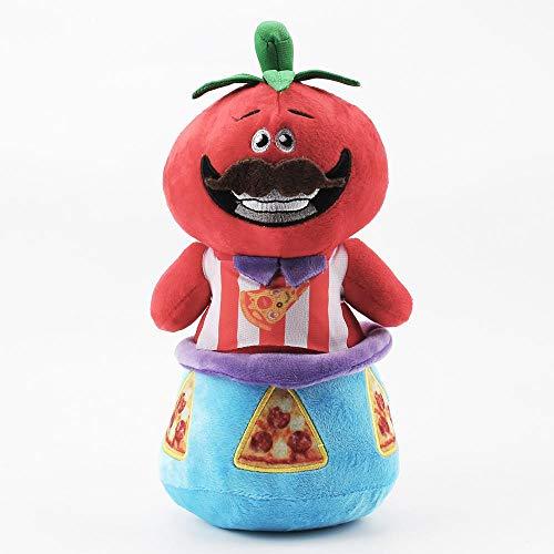 Game Toys Tomate Tumbler Plüschtier Abbildung Puppe Weiche Stofftie ()