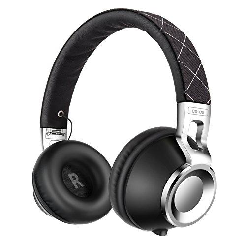 Sound-Intone-CX05-Diseo-de-Moda-Auriculares-Hifi-Stro-con-35mm-jack-con-Micrfono-Ajustables-y-PorttilesNegro