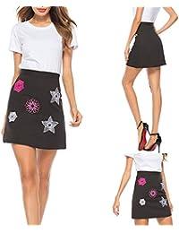 6e5264c3a528d Suchergebnis auf Amazon.de für: Samt Rock - Röcke / Damen: Bekleidung