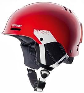 Helmet Marker Kojak Fire Red - L