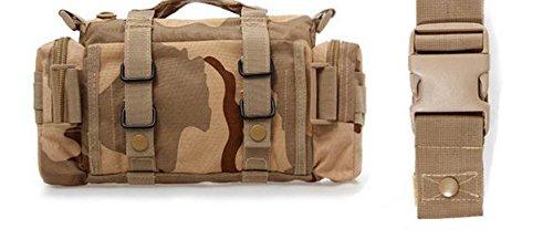 Zll/3P Tactical Pocket Kamera Bag Multifunktions-Magic Taschen Outdoor Ausreit der Tasche Umhängetasche three color