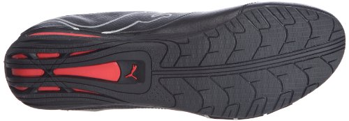 Puma Drift Cat 4 SF Carbon 304189 Herren Sportive Sneakers Schwarz (black-rosso corsa 02)