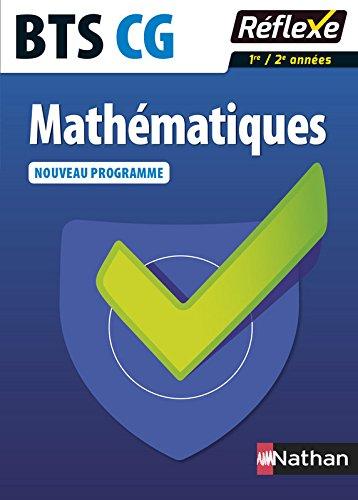 Mathématiques - BTS CG 1re et 2e années