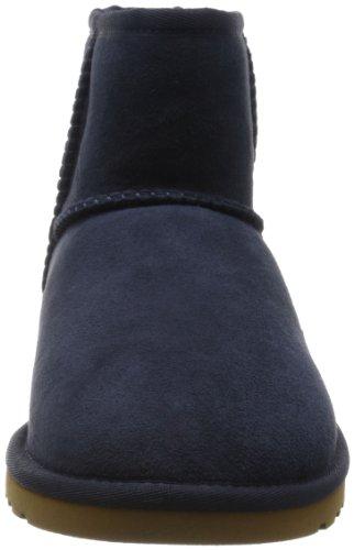 UGG Damen Mini Classic Kurzschaft Stiefel Blau