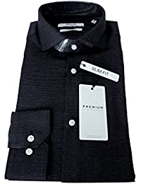 JACK & JONES Hemden Herren 12123762 Black