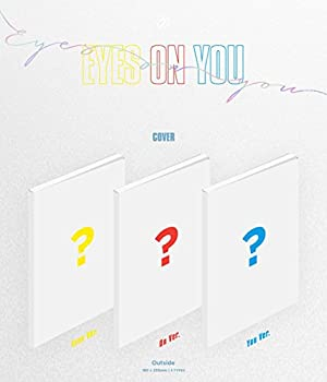 Got7 – Eye On You [Eye Ver.] Cd + Fotobuch + 3 Fotocards + Gefaltet Poster + Pre-order Vorteile + Geschenke 3