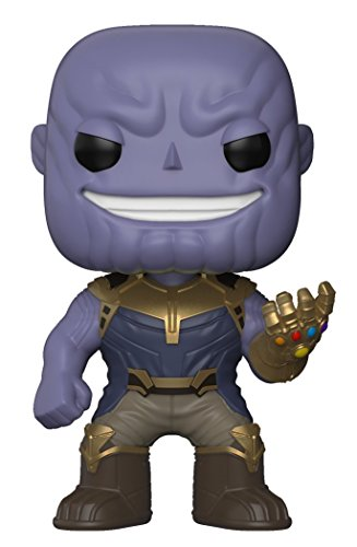 Funko Pop! - Marvel: Avengers Infinity War Vinyl Figure (26467)