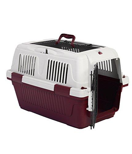 Transportbox XS Alubox Rinderohr Hundebox