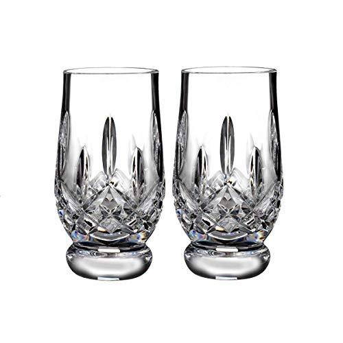 Waterford 40003431 Lismore Tqasting Trinkglas, 200 ml, Bleikristall, 2 Stück