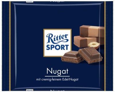 Ritter Sport 5x100g, Nougat