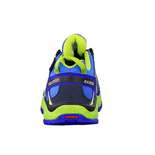 Salomon XA Pro 3D CSWP Kids Scarpe Da Trail Corsa - SS17 Blu