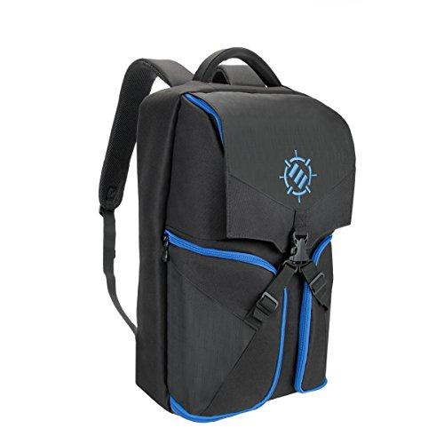 ENHANCE Universal Gaming Rucksack für Konsolen Wie PS4 Pro, Xbox One & Computer Ausreichend Platz...