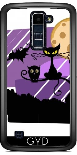 DesignedByIndependentArtists Hülle für LG K10 2017 - Halloween Horror Fest - by WonderfulDreamPicture