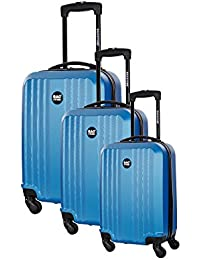 Platinium STAR Maleta, 66 cm, 104 liters, Azul (Bleu)