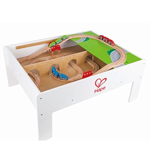 hobby e sport Tavolo reversibile per trenini da bambino