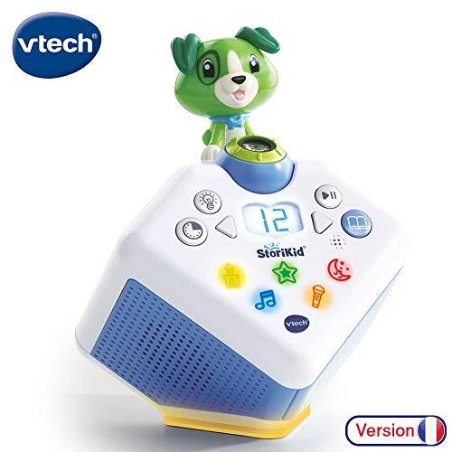 VTech - StoriKid - Mon conteur d'histoires vert, boîte à...