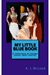 My Little Blue Book: a collection of steamy erotic short stories Paperback
