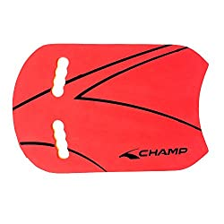 Branded Champ Unisex Swimming Kick Board with Hand hole