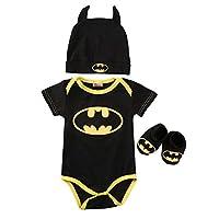 Batman superhero bodysuits & Onesies For Boys
