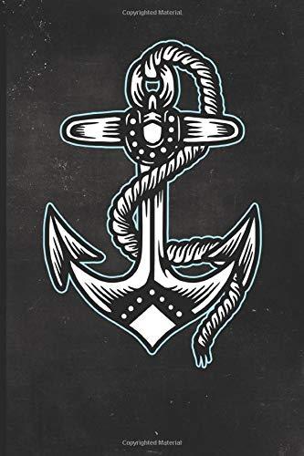 Journal: Vintage Anchor Tattoo Design Dot Grid Tattoo Flash Sketching Journal (Sailor Jerry Flash)