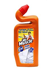 Mr. Muscle 5-in-1 Toilet Cleaner - 500 ml