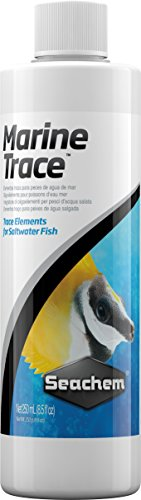 Seachem - Suppléments Eau De Merseachem Reef Marine - Marine Trace 250G