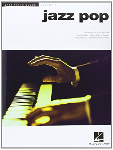 Jazz Piano Solos: Jazz Pop: 8