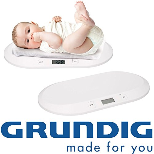 Grundig - Babywaage