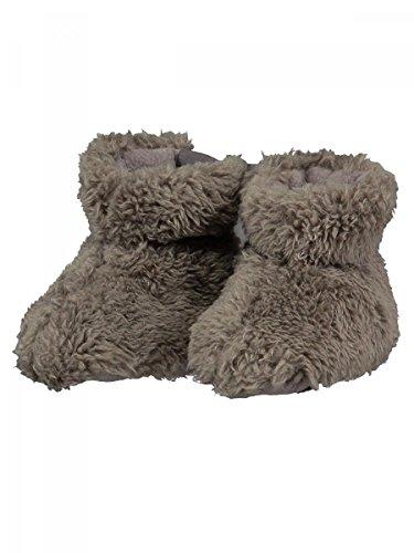 Barts-Chaussures Fourrure Polaire Marron glacé bébé garçon du 3 au 18 Mois