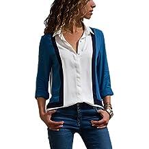Aleumdr Camisas - para Mujer f0a57a2faf5e5