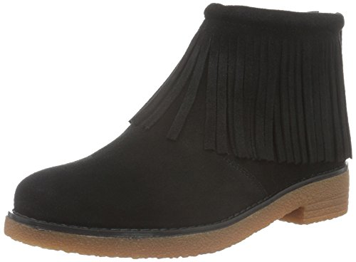 French ConnectionVanessa - Stivaletti corti imbottiti Donna , Nero (Nero (Black 001)), 37 EU