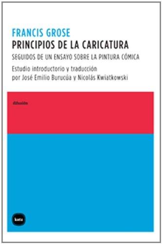 Principios De La Caricatura (difusión) por Francis Grose