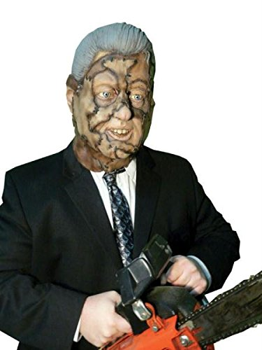 Halloween Kostüm Clinton (Kost-me f-r alle Gelegenheiten Ta523 Bubba Clinton Maske)