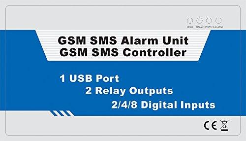 Industrie Schnittstelle ii-s150GSM SMS Kontrolle und Alarm Modul